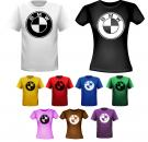T-Shirt BMW Logo